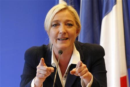 """Presidentielle Française : """"Marine le pen a interet a voir nicolas sarkozy battu"""""""