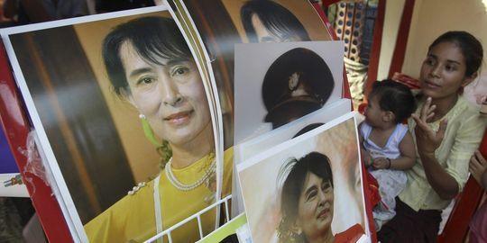 En Birmanie, premiers signes de discorde entre la députée Aung San Suu Kyi et le gouvernement