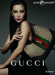 Li Bing Bing : La nouvelle égérie Gucci brille à Shanghai devant Hilary Swank