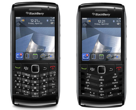 BLACK BERRY PEARL 9100