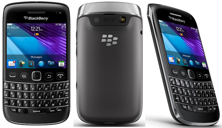 BLACK BERRY  9790