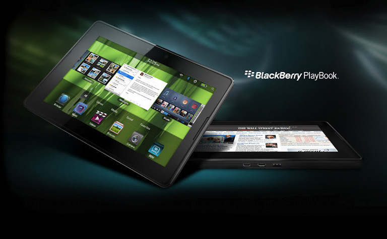 BLACK BERRY PLAYBOOK