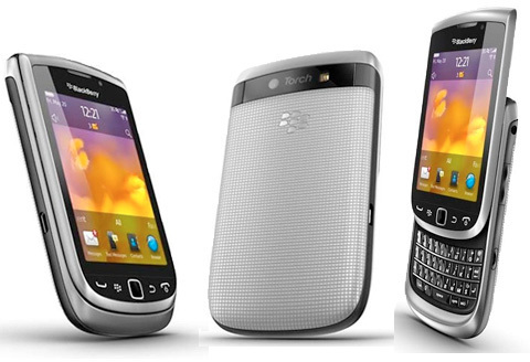 BLACK BERRY TORCH 9810