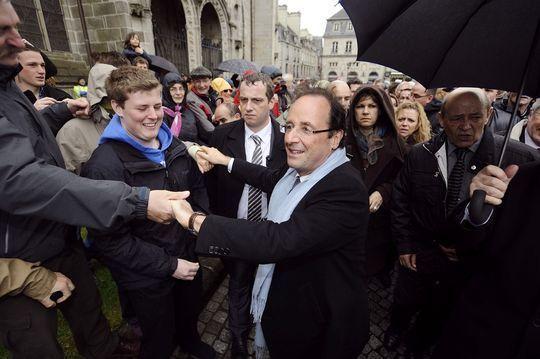 François Hollande va arpenter les terres de l'Est pour séduire l'électorat ouvrier