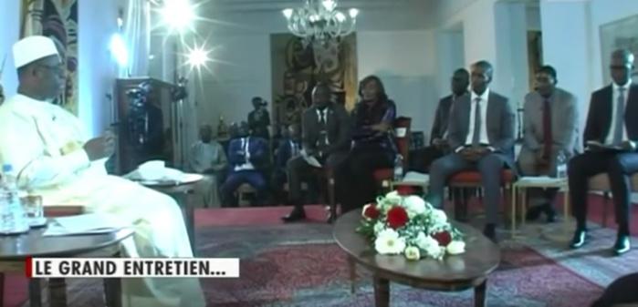Palais de la République: Macky Sall en conférence de presse ce mardi après…