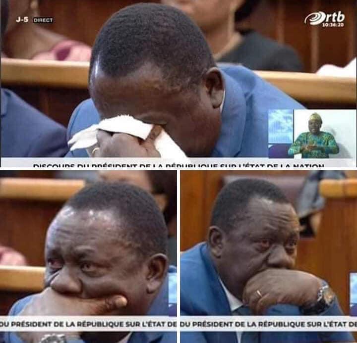 Le Bénin leader de la production de coton,son Ministre de l'agriculture fond en larmes