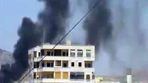 Des militants abattus en Syrie après avoir rencontré des casques bleus