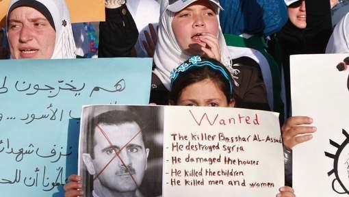 59 personnes tuées ce lundi en Syrie