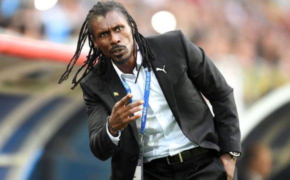 Equipe nationale: Aliou Cissé évoque son contrat