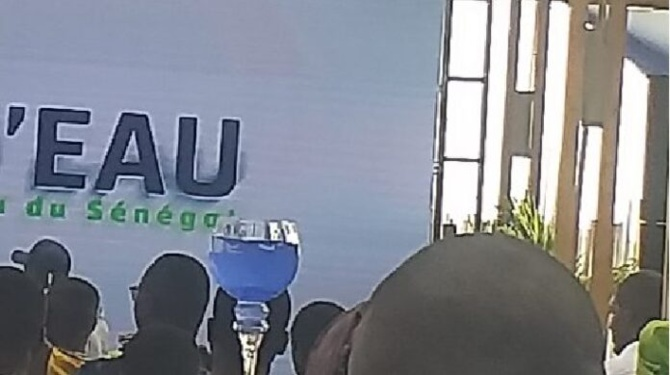 Urgent: Le nom de la nouvelle société de distribution de l'eau dévoilé