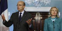Paris envisage un recours à la force en Syrie en cas d'échec du plan Annan