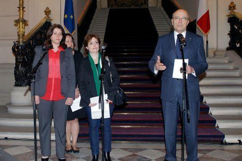 Syrie : Paris prône la force en cas d'échec du plan Annan