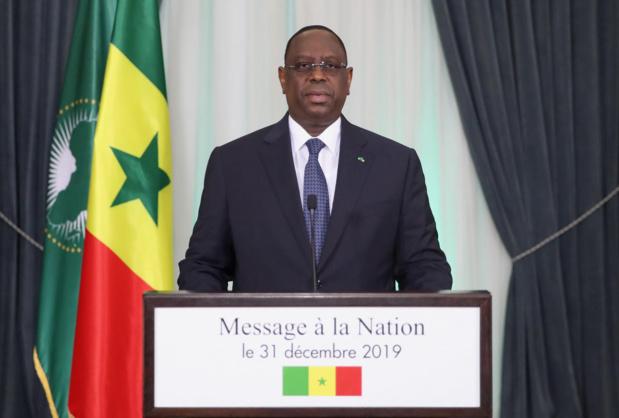 Solidarité, justice sociale, équité territoriale : Macky Sall annonce le renforcement des actions de l'Etat