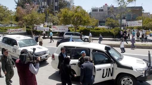 L'opposition syrienne veut une réunion d'urgence de l'ONU
