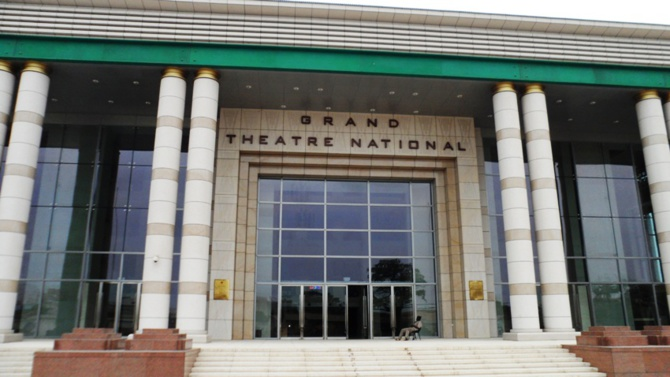 Le Grand Théâtre rebaptisé Doudou Ndiaye Coumba Rose