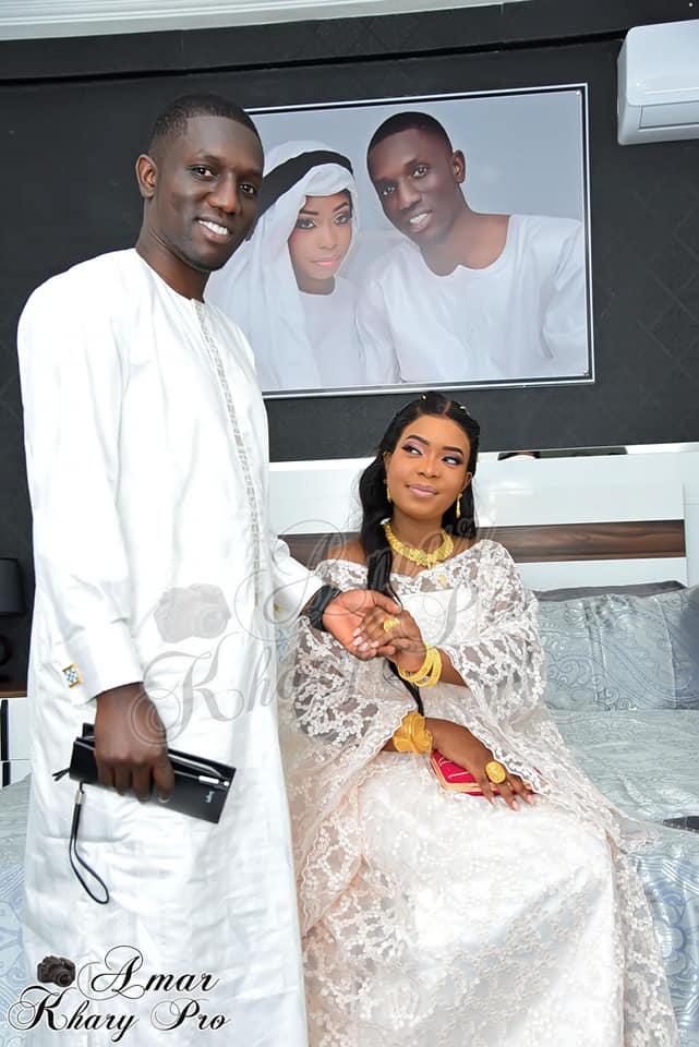 Revivez en images le baptême du petit-fils de Mbaye Guèye EMG