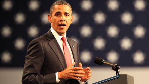 Obama raille les républicains au sujet des droits des femmes