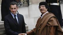 Kadhafi avait accepté de financer la campagne de Sarkozy
