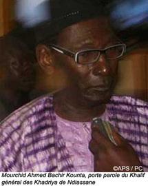 Ndiassane s'engage dans la lutte anti-tabac, selon un proche du khalife