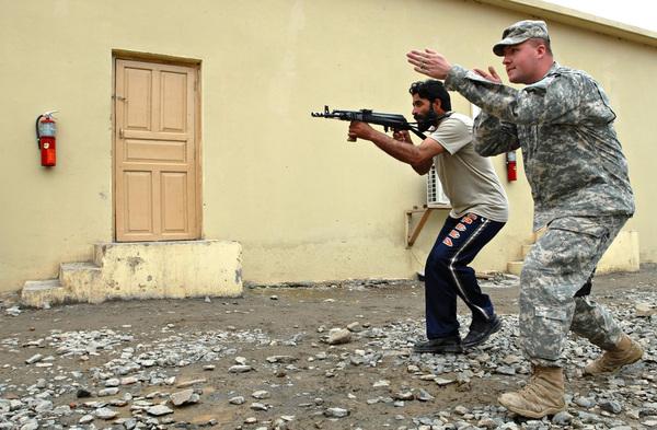 L'armée américaine enseigne à des officiers qu'ils sont en guerre contre l'Islam