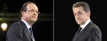 Second tour : l'écart se resserre entre Hollande et Sarkozy