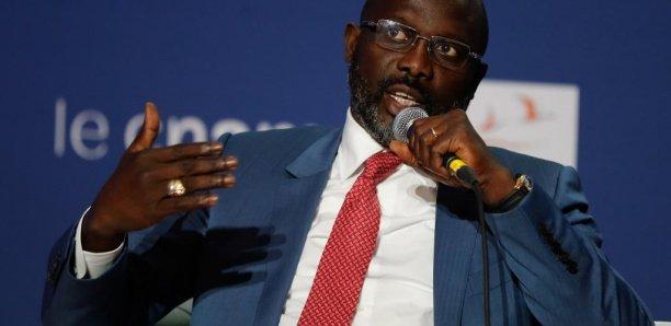 Le Libéria plongé dans la crise économique, George Weah face à la contestation