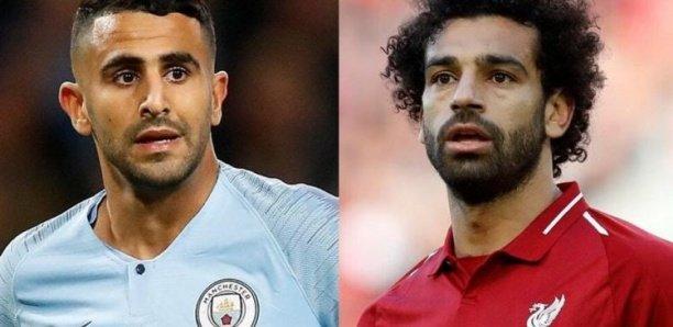 CAF Awards: Mahrez et Salah absents ?