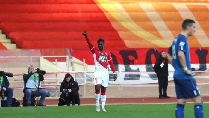 Coupe de France : Keita Baldé arrache la qualification de Monaco contre Reims