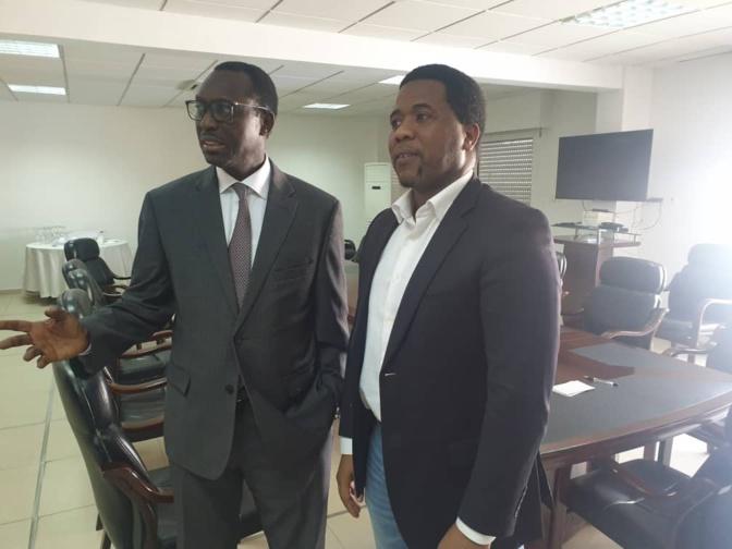 Litige CNRA et Dmedia: Les deux entités ont fumé le calumet de la paix