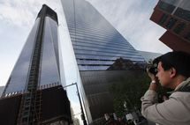Le World Trade Center domine à nouveau Manhattan