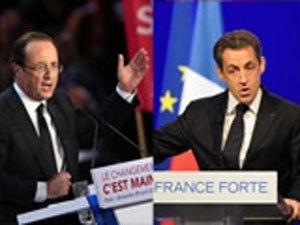 Ce que François Hollande et Nicolas Sarkozy disent l'un de l'autre