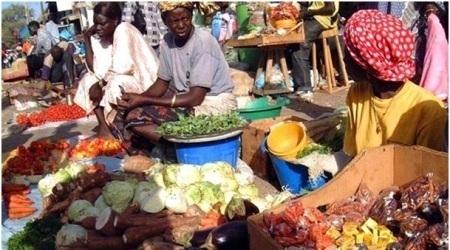 Première urgence : la crise alimentaire