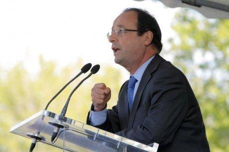 """France-Afrique- Le discours de Sarkozy à Dakar """"illustre un mépris envers l'Afrique"""", regrette François Hollande"""