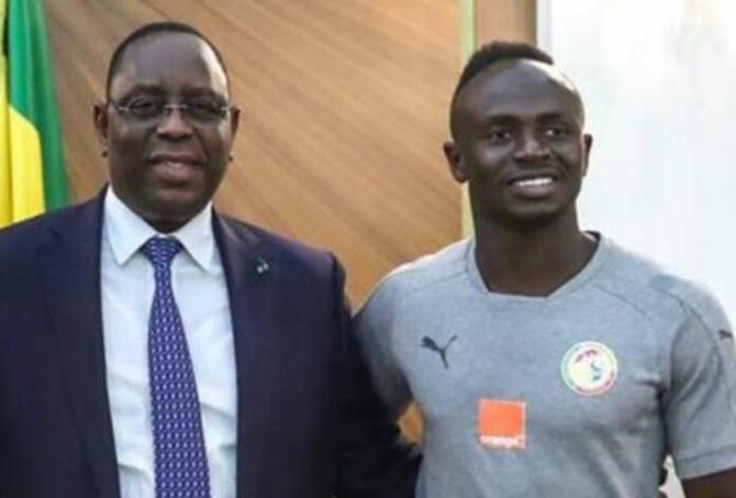 Ballon d'Or CAF 2019 : Macky Sall fier de Sadio Mané
