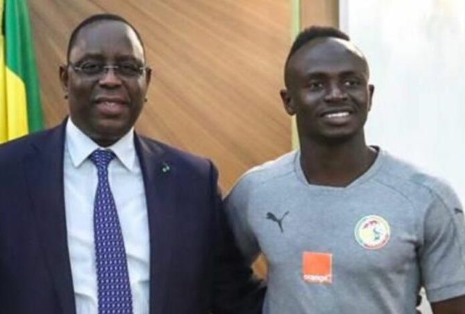 Ballon d'or 2019 : Sadio Mané reçu aujourd'hui par Macky