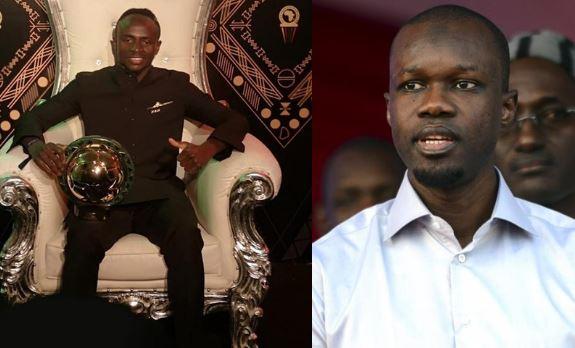 Ousmane Sonko à Sadio Mané : « Jato Sénégal nkol bé tentoula, bé diayla, abaraka!* »