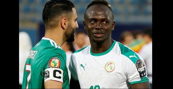 CAF Awards 2019: Le message de Riyad Mahrez à Sadio Mané