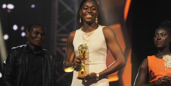 CAF Awards 2019 - Asisat Oshoala, élue meilleure joueuse africaine de l'année