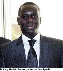 Le ministre des Sports reçoit le président de la FSF et Amara Traoré