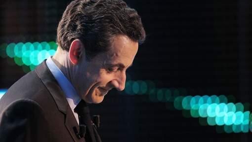 """Sarkozy qualifie d'""""infamie"""" les accusations d'un ex-responsable libyen"""