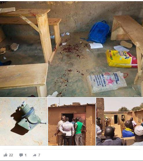 Burkina Faso: Une grenade explose dans les mains d'un élève à Ougadougou