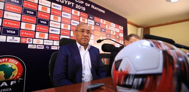 Ahmad Ahmad: « une dizaine de pays africains peuvent se qualifier pour le Mondial »