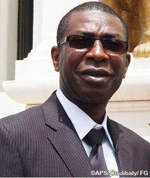 Youssou Ndour au village de la Biennale, dimanche