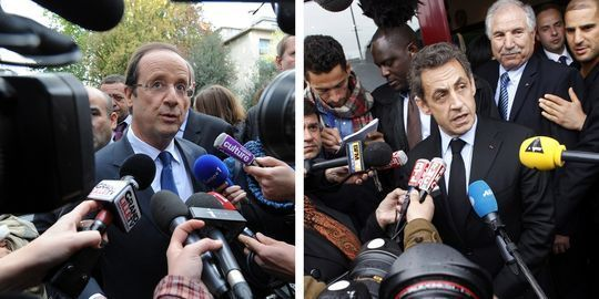 Sarkozy, Hollande et le reste du monde