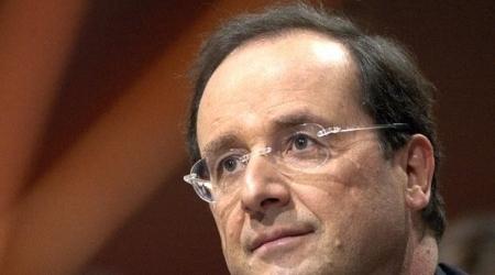 Mardi 15 mai,11 heures 02, Hollande à l'Elysée