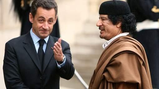 Le gendre de l'ex-premier ministre libyen au secours de Sarkozy