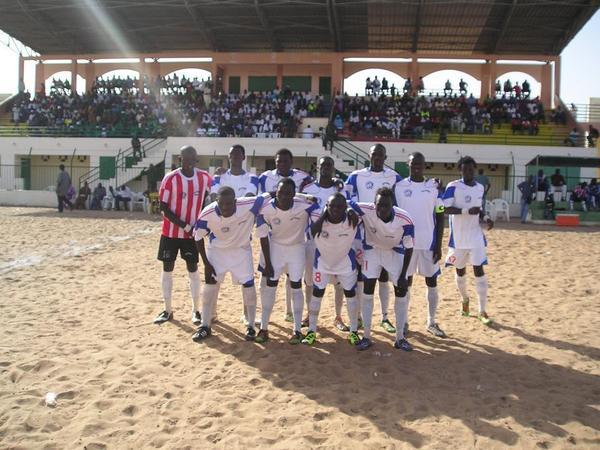 Ligue 1 Professionnelle : L'ASC Dahra reléguée en Ligue 2 après sa defaite face à Niarry Tally