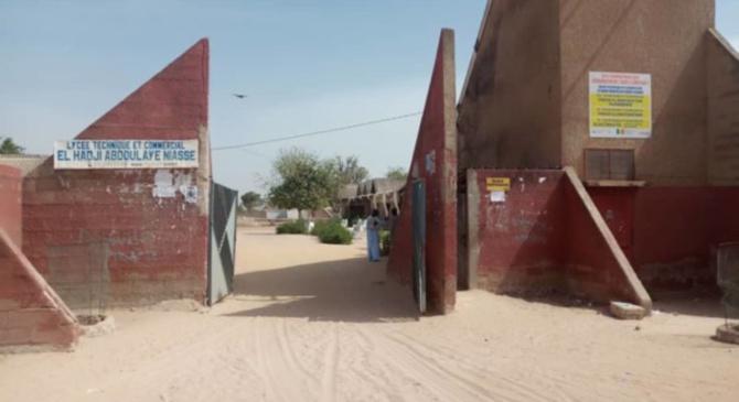 Moussa Bâ électrocuté et hospitalisé depuis 4 mois: les élèves du Lycée technique de Kaolack en grève