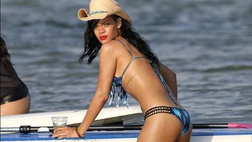 """Rihanna: """"Je peux rendre n'importe quelle femme hétéro bisexuelle"""""""