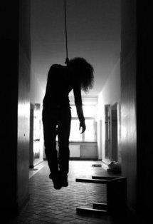 Suicide Pendaison à Thioulky